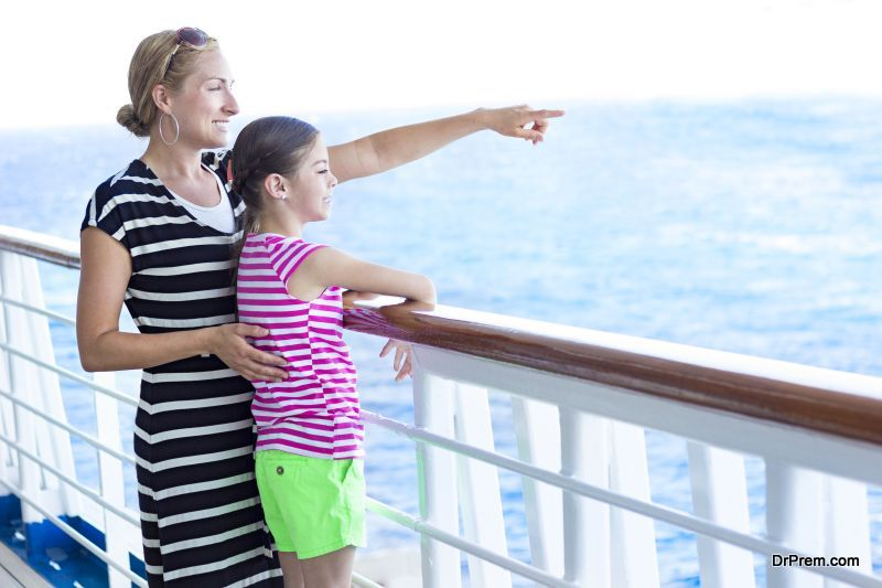 Child centric cruise liners
