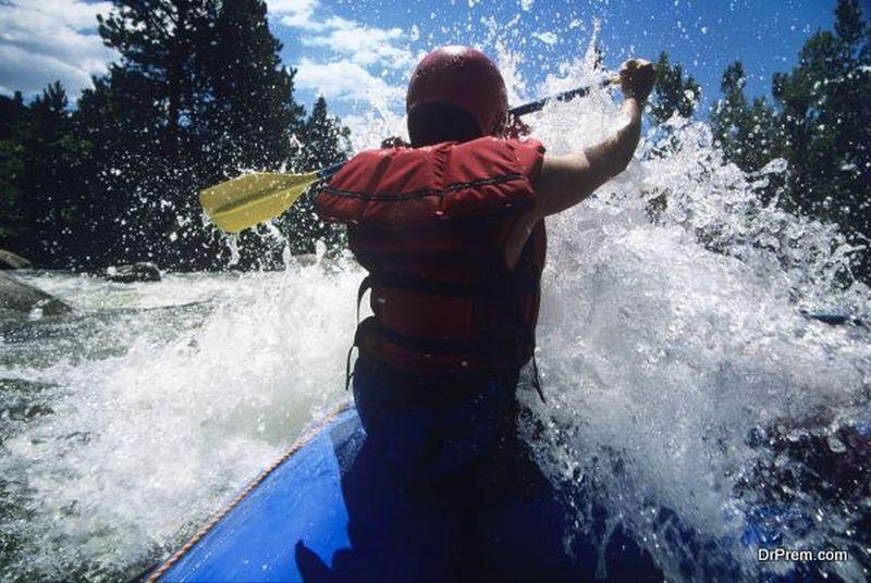 Kayaking Holidays