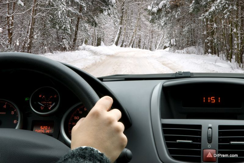 Winter is the Best Time to Drive