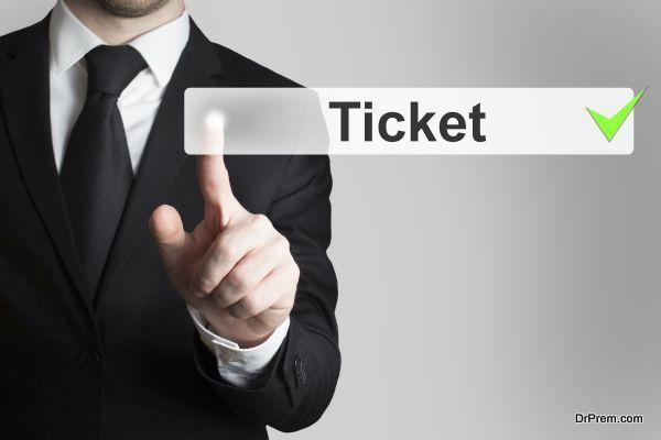 air ticket