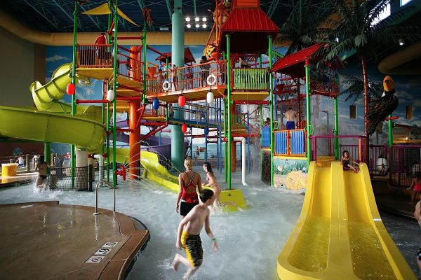 Key Lime Cove Indoor Water Park Resort