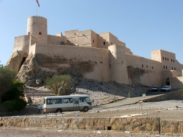 Nakhl Castle