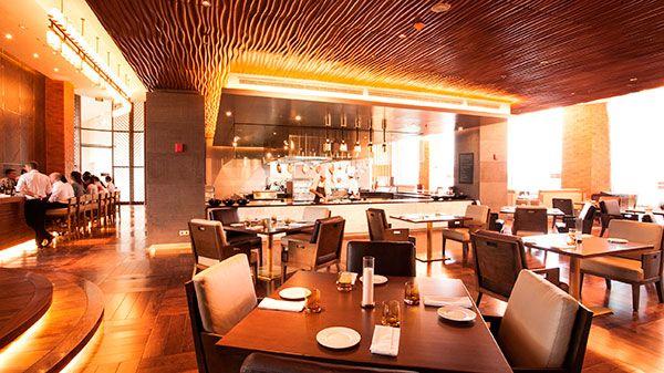 French Grill restaurant in Hanoi