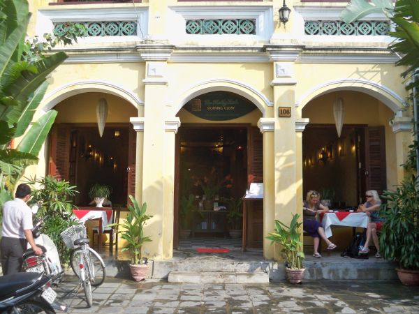 Morning Glory Street Food Restaurant, Quang Nam