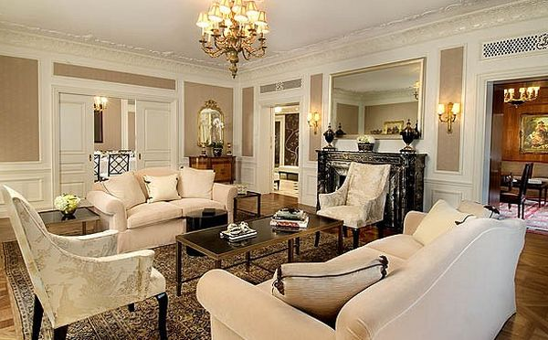 Presidential Suite at St. Regis