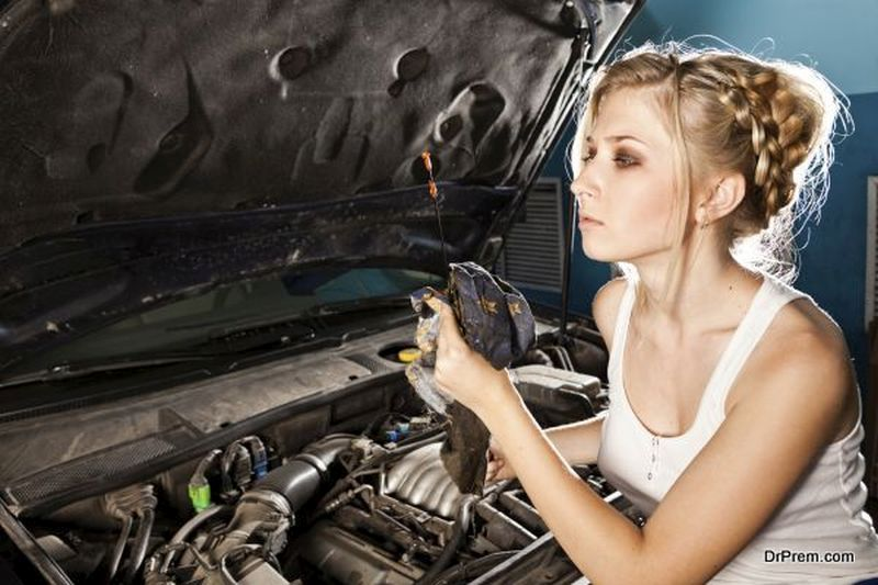 car maintenance skills