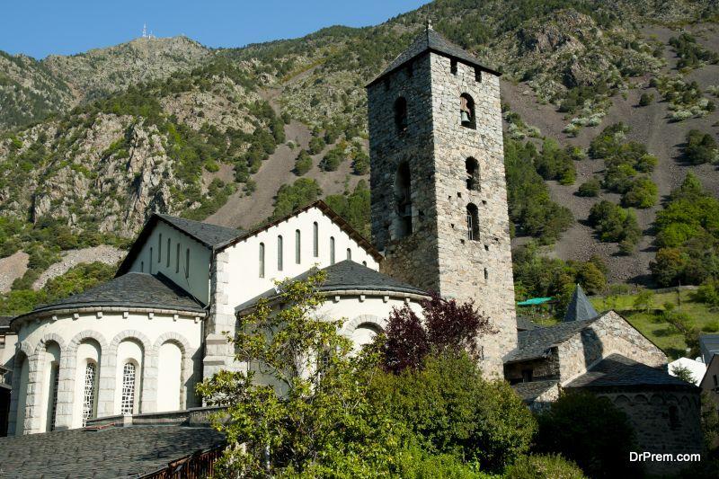 Sant-Esteve-Church
