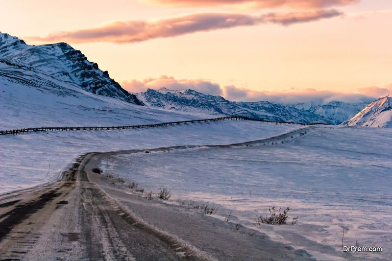Dalton Highway and Pipeline