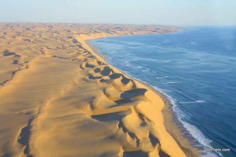 The Skeleton Coast,