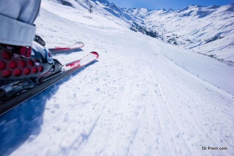 First Ski Holiday