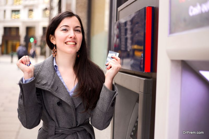 use of ATM