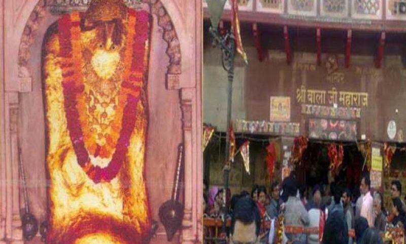 Mahendipur Balaji Temple, Rajasthan