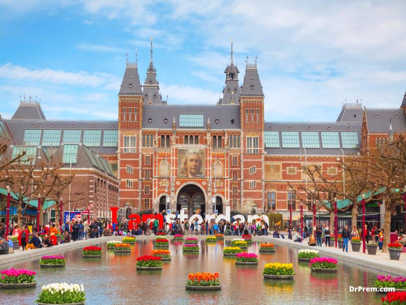 RIJKSMUSEUM Amsterdam, Netherlands