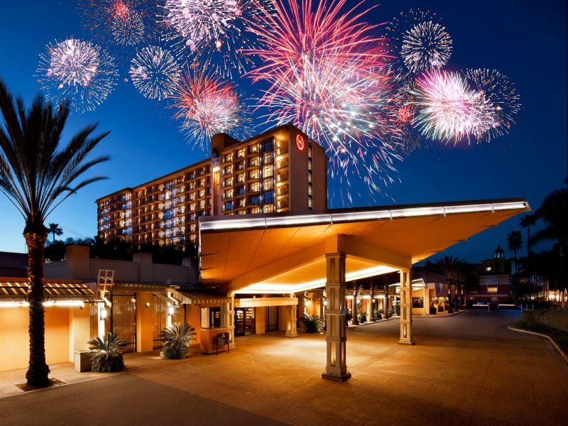Sheraton Hotel Anaheim