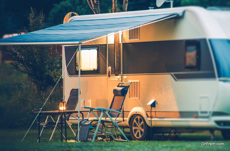 Off-Road-Caravan