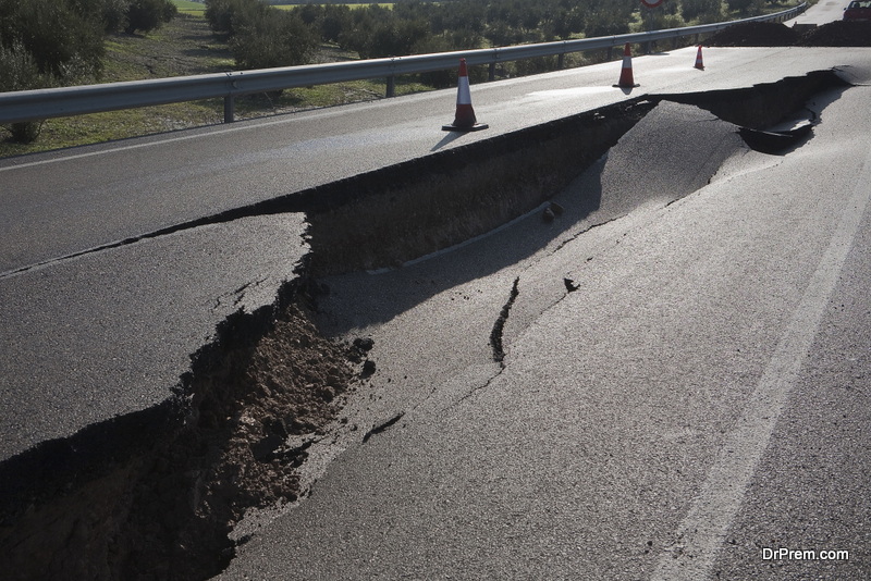 Earthquake Safety Tips for Travelers