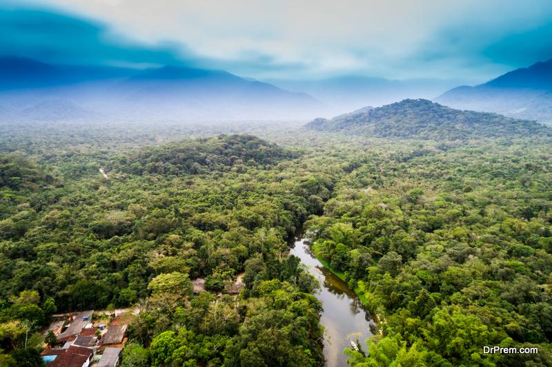 Alta Floresta, Brazil