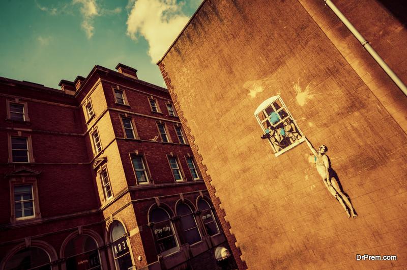 A bit of Banksy
