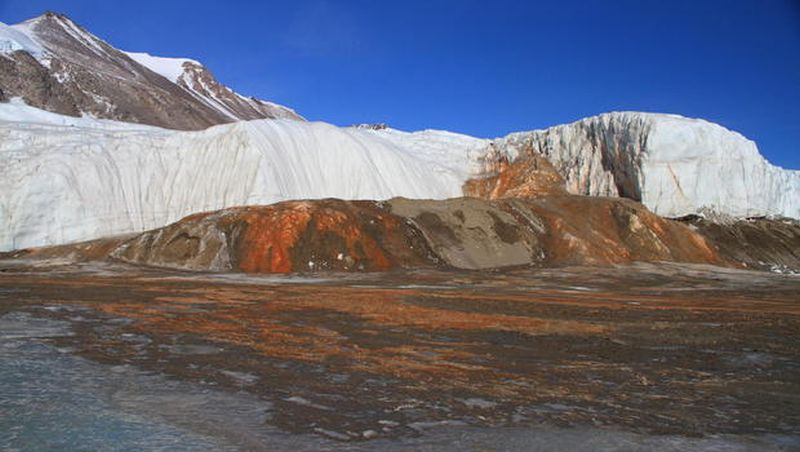 BloodFalls, Antarctica
