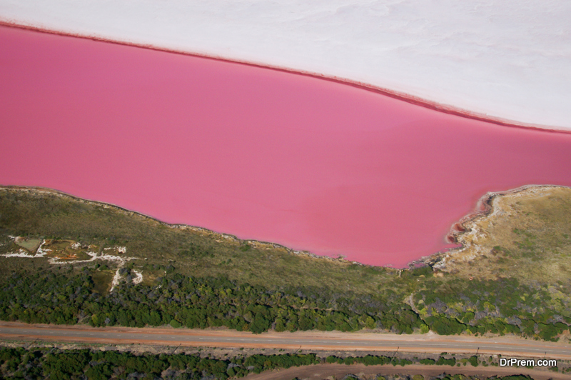 Hillier Lake, Western Australia