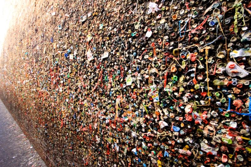 The Bubblegum Alley, California