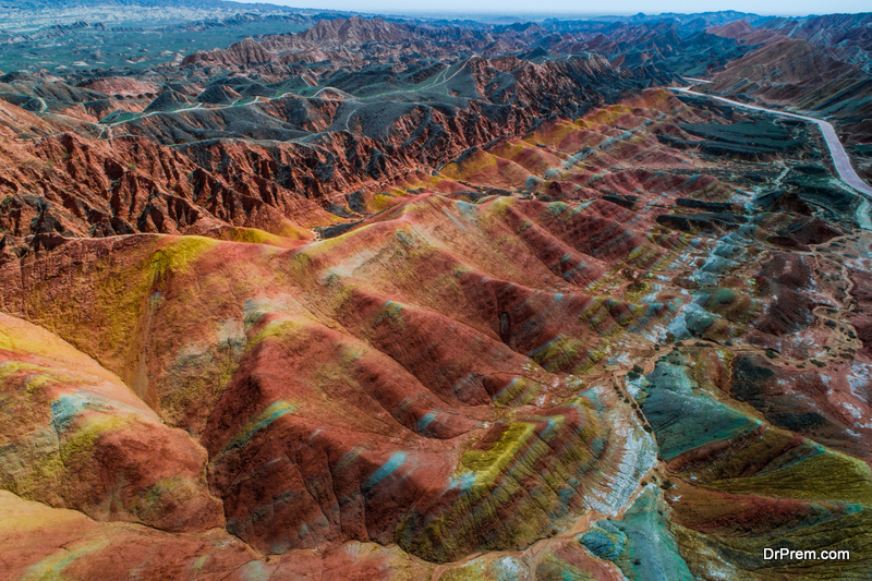 ZhangyeDanxia-China