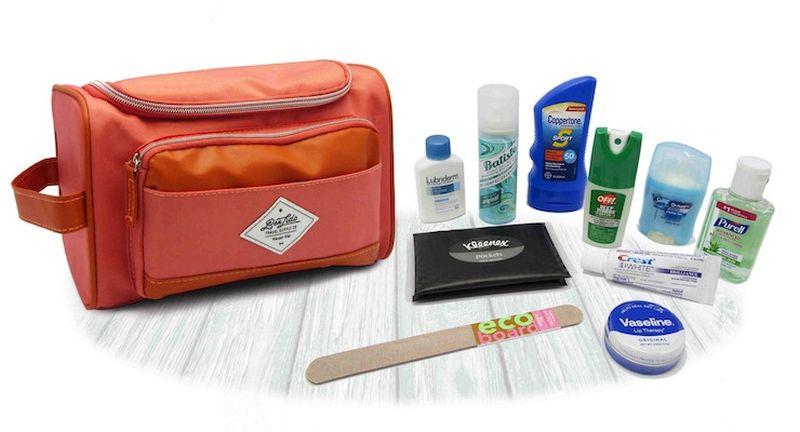 Ben Lido's travel kits