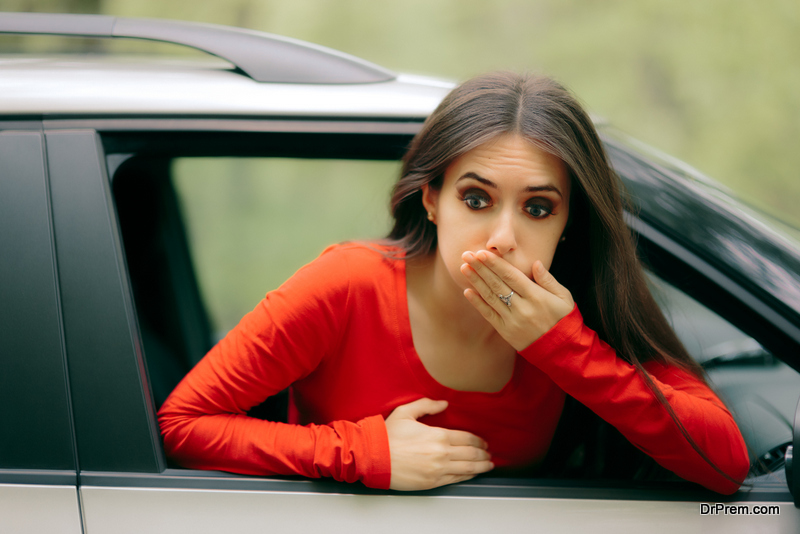 Combat Motion Sickness While Travelling