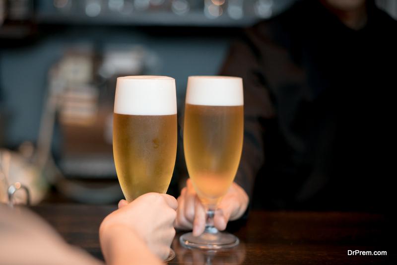 Nagasaki-Beer-Train
