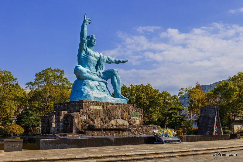 Nagasaki Peace Monument