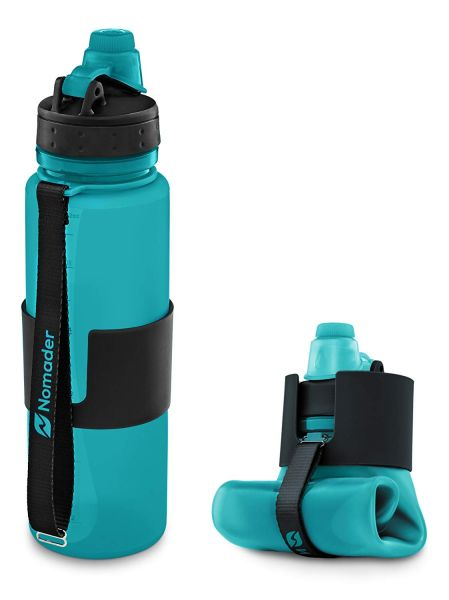 Nomander collapsible water bottle