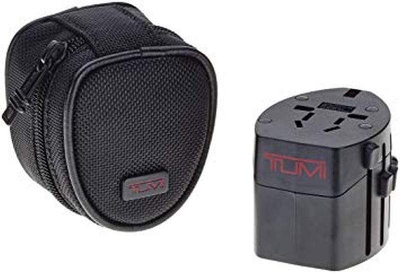 Tumi's electronics adapter
