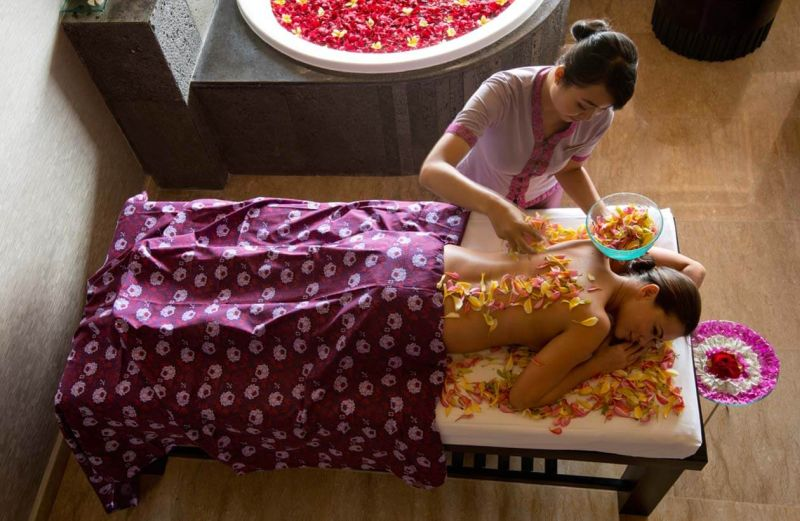 AYANA Spa Services