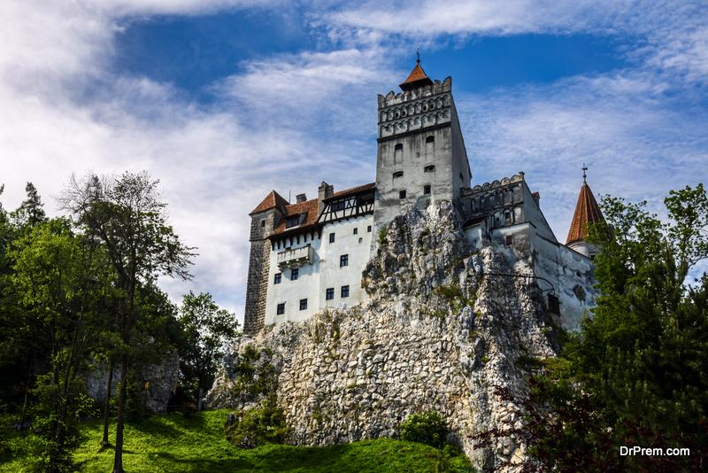 Dracula's Land, Transylvania