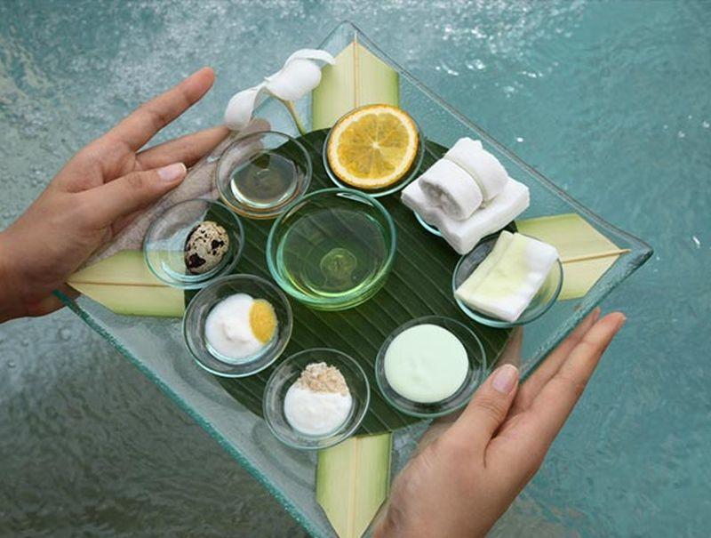 Renewing Face Massage