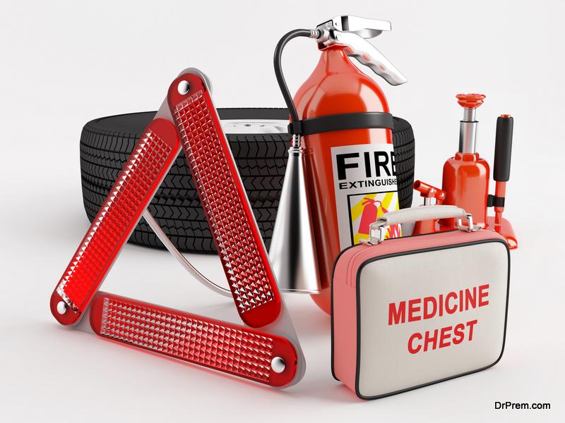 Pack an emergency kit