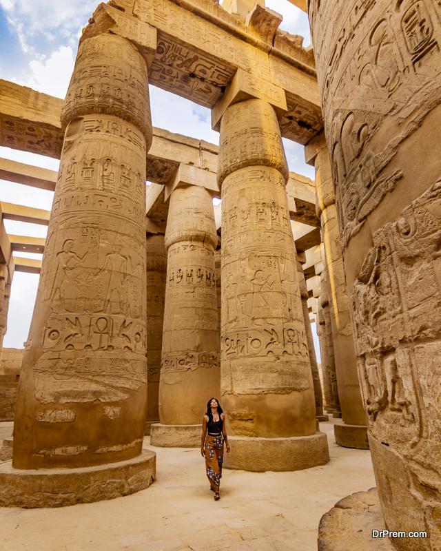 EXPLORING ANCIENT EGYPTIAN TEMPLES
