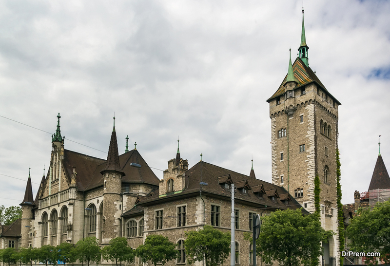 Swiss National Museum, Zurich