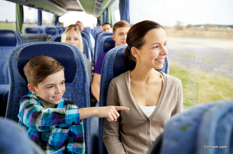 Traveling teaches your kids to be adaptable