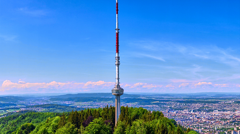 Uetliberg-Mountain