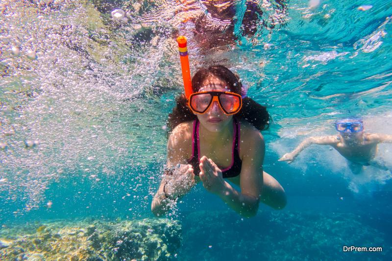 reef dives
