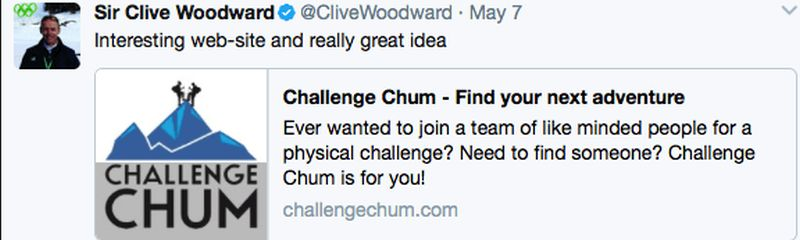 Challenge Chum