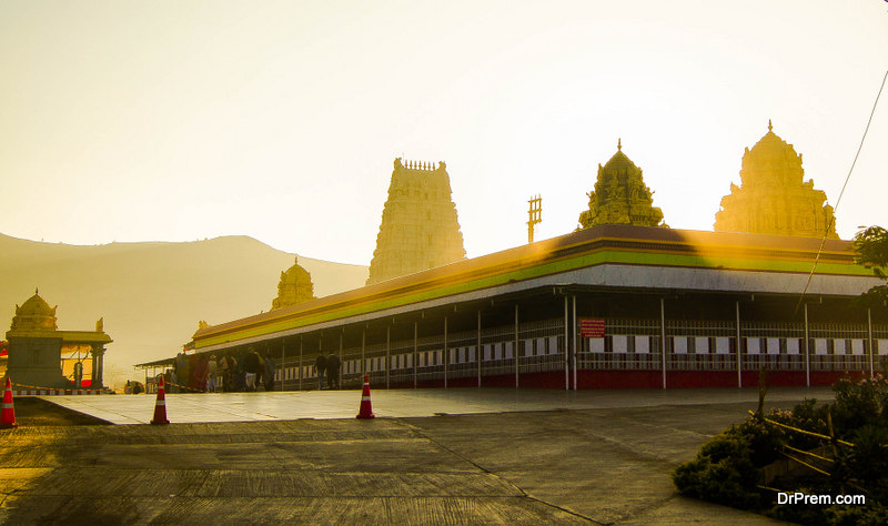 The Tirupati Temple