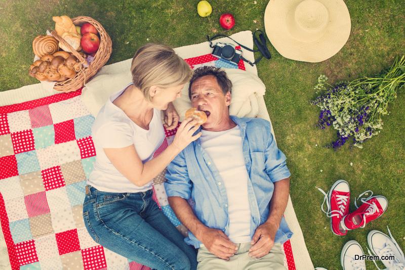 picnics at public spaces