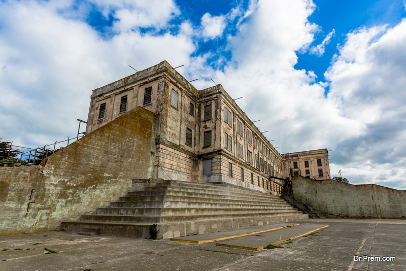 Alcatraz, Escape to Alcatraz