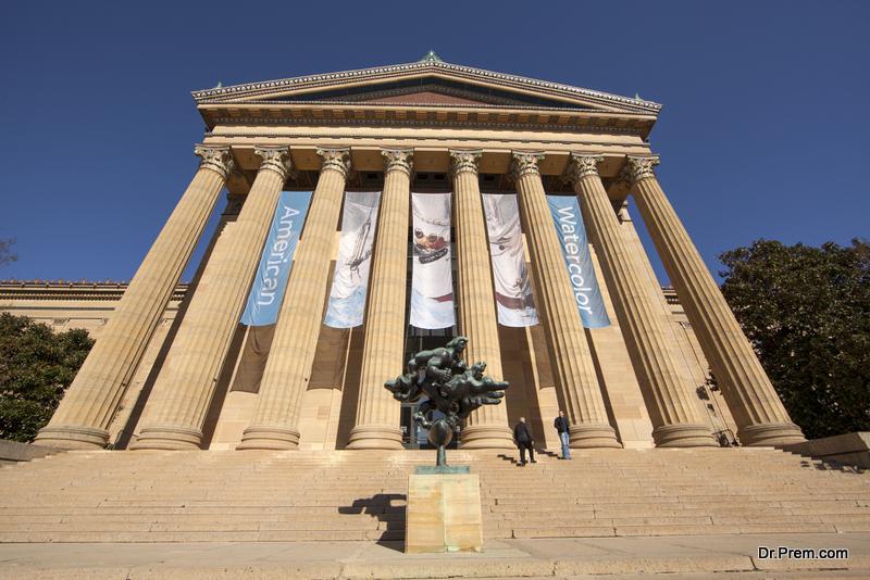 The Steps, Philadelphia Museum of Art, Philadelphia