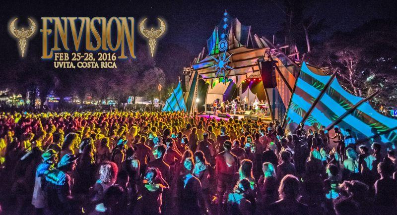 Envision Festival, Uvita, Costa Rica