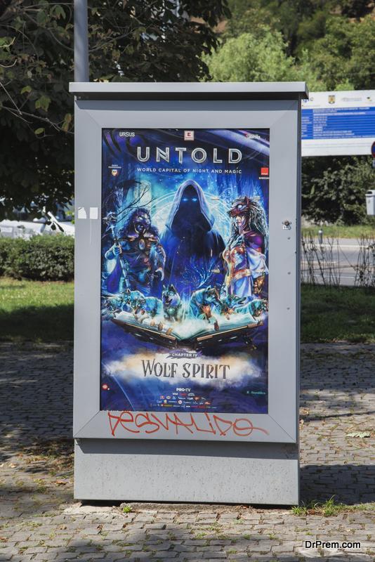 Untold, Cluj-Napoca, Romania