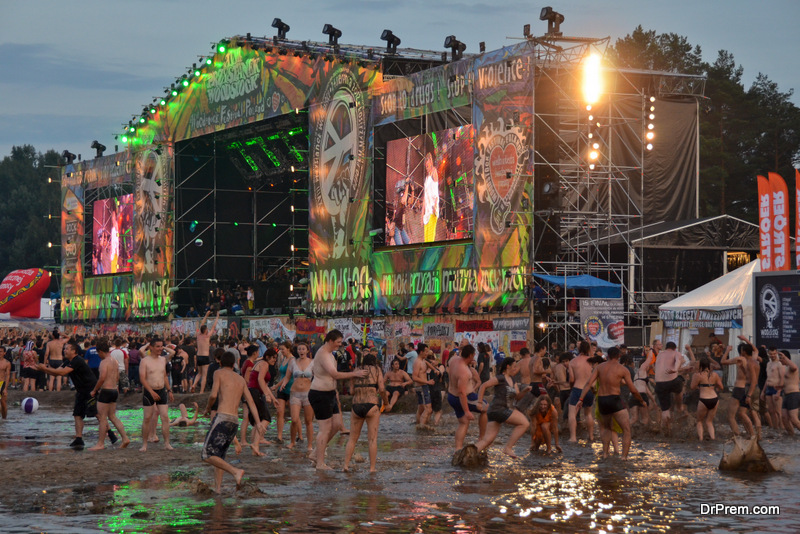 Woodstock, Poland
