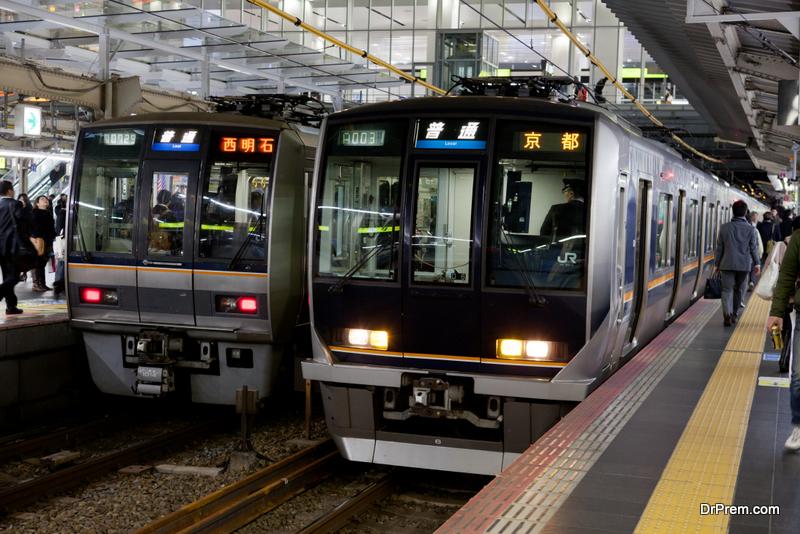 Hanwa Line – Kansai